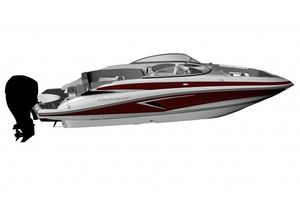 Used Crownline Eclipse E255 XS Bowrider Boat For Sale