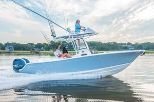 Used Sportsman Open 252 Center Console Center Console Fishing Boat For Sale