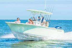 Used Sportsman Open 242 Center Console Center Console Fishing Boat For Sale