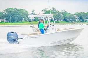 Used Sportsman Heritage 211 Center Console Center Console Fishing Boat For Sale