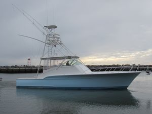 Used Buddy Davis 45 Express Cruiser Boat For Sale