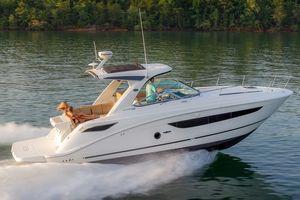 New Sea Ray Sundancer 350 Sports Cruiser Boat For Sale