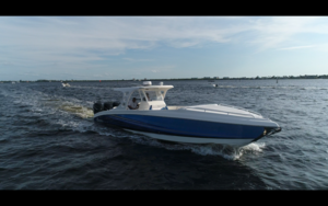 Used Renegade 38 Cuddy High Performance Boat For Sale
