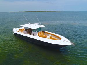 New Hcb 42 Siesta Center Console Fishing Boat For Sale