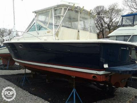 Used Tiara 3300 Open Express Cruiser Boat For Sale