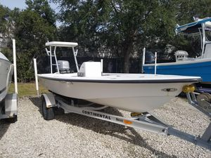 Used Eagle 1600 Pro Series Center Console Fishing Boat For Sale