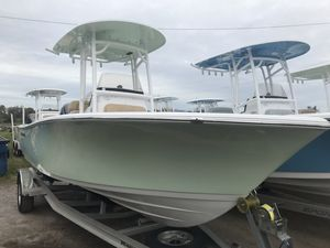 New Sportsman Boats 211 Heritage211 Heritage Bay Boat For Sale