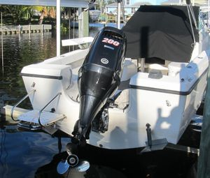 Used Pursuit 21502150 Cuddy Cabin Boat For Sale