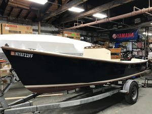 Used Roth Bilt RB 18 Center Console Fishing Boat For Sale