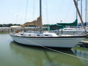 Used Morgan 384 Sloop Sailboat For Sale
