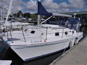 Used Endeavour Catamaran Sailboat For Sale