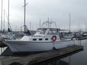 Used Albin 27 Express Hardtop Cruiser Boat For Sale
