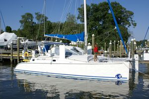 Used Catana 381 Catamaran Sailboat For Sale