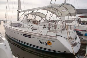 Used Jeanneau 42DS Sloop Sailboat For Sale