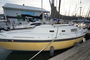 Used Cal 2-27 Cruiser Sailboat For Sale