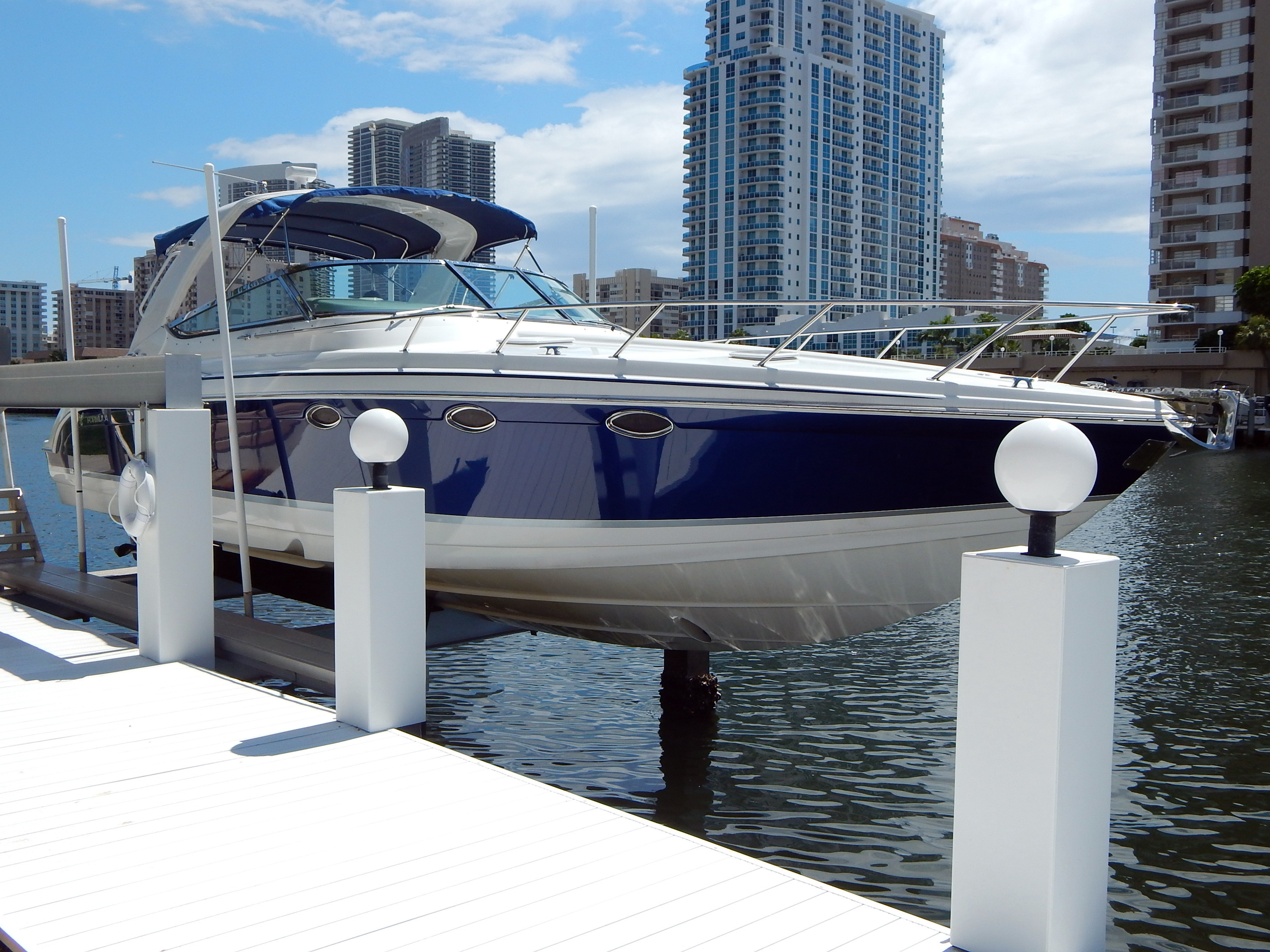 Used Formula 370 Ss Sports Cruiser Boat For Sale