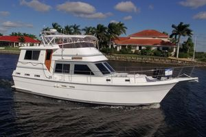 Used Gulfstar 44 Motor Yacht44 Motor Yacht Motor Yacht For Sale