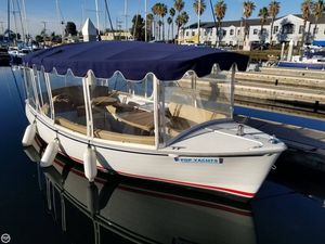 Used Duffy 18 Snug Harbor Runabout Boat For Sale