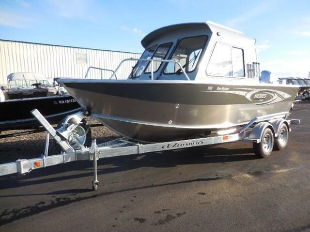 2019 New Hewescraft 190 Sea Runner HT190 Sea Runner HT Aluminum
