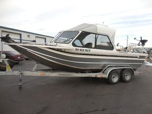 Used Northwest 21 Signature21 Signature Aluminum Fishing Boat For Sale