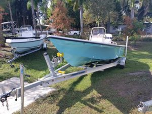 Used Stott Craft 2160 BAY2160 BAY Boat For Sale
