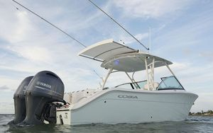 New Cobia 280 Dual Console280 Dual Console Dual Console Boat For Sale