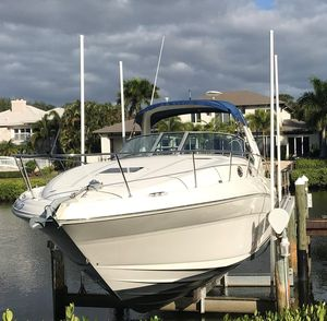 Used Sea Ray 32 Sundancer Motor Yacht For Sale