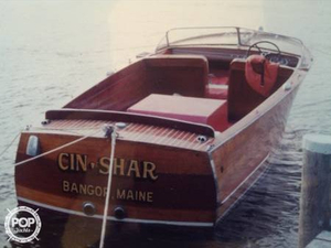 Used Chris-Craft U22 Sportsman Antique and Classic Boat For Sale