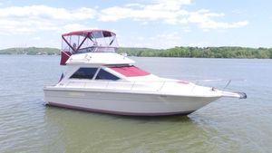Used Sea Ray 345 Sedan Bridge Motor Yacht For Sale