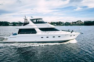 Used Carver 53 Voyager Motor Yacht For Sale
