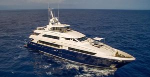 Used Horizon 130 Motor Yacht For Sale