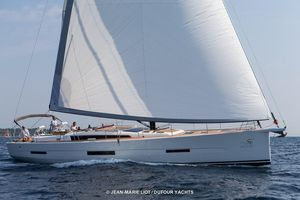 New Dufour 56 Exclusive Cruiser Sailboat For Sale