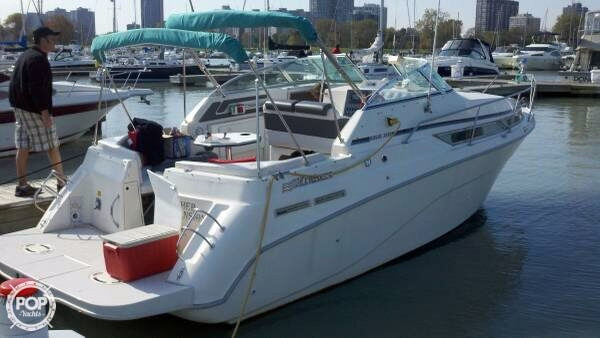 Used Cruisers Yachts 2670 Rogue Express Cruiser Boat For Sale