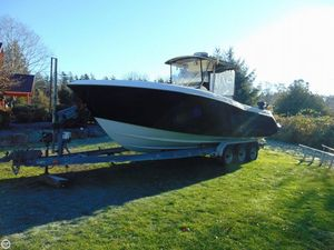 Used Hydra-Sports 2796 Center Console Fishing Boat For Sale