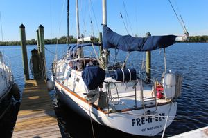 Used Gulfstar 50 CC Ketch Sailboat For Sale