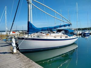 Used Nonsuch 33 Schooner Sailboat For Sale