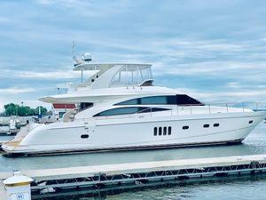Used Viking Princess 67 Motor Yacht Motor Yacht For Sale
