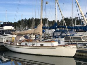 Used Cape George 31 Cutter Sailboat For Sale
