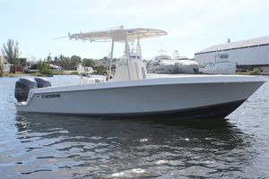 Used Contender 23 Open23 Open Saltwater Fishing Boat For Sale