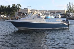 Used Cobia 27002700 Walkaround Fishing Boat For Sale