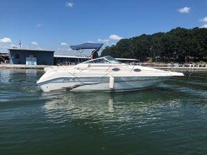 Used Sea Ray 250 Sundancer Sports Cruiser Boat For Sale