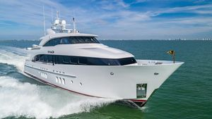 Used Burger Custom Motor Yacht For Sale
