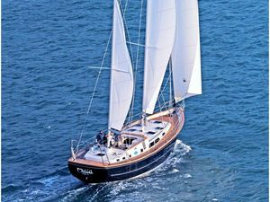 Used Seaton Custom Ketch Cruiser Sailboat For Sale