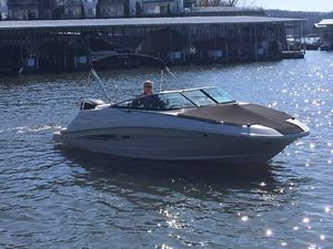 Used Sea Ray 220 Sundeck Outboard Bowrider Boat For Sale