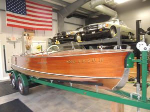 Used Chris-Craft Runabout Deluxe Other Boat For Sale