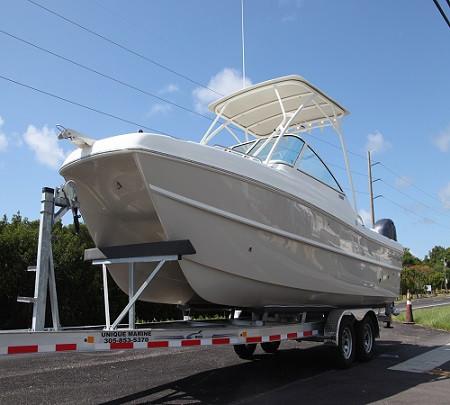 New Carolina Cat Cateraman 23 Dual Console Boat For Sale
