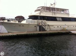 Used Hatteras 80 CPMY Aft Cabin Boat For Sale