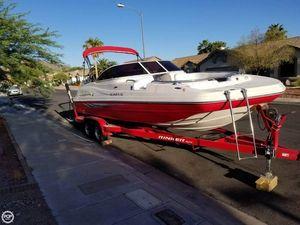 Used Rinker Captiva 240 Deck Boat Deck Boat For Sale