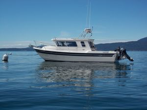 Used Sea Sport Explorer 2400 Sports Fishing Boat For Sale