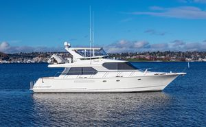 Used West Bay 58' Pilothouse Motor Yacht For Sale